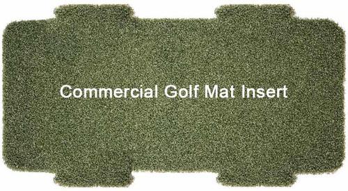 5 Star Multi-Surface Commercial Golf Mat Insert