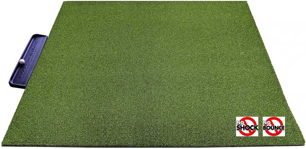 5 Star Multi-Club Golf Mats for Home and Golf Mats for School Golf Team Practice