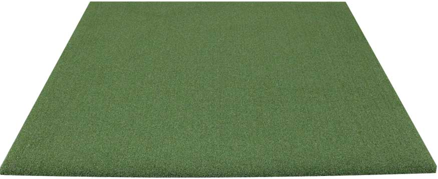 Perfect ReACTION Golf Hitting Mat With Urethane Backing