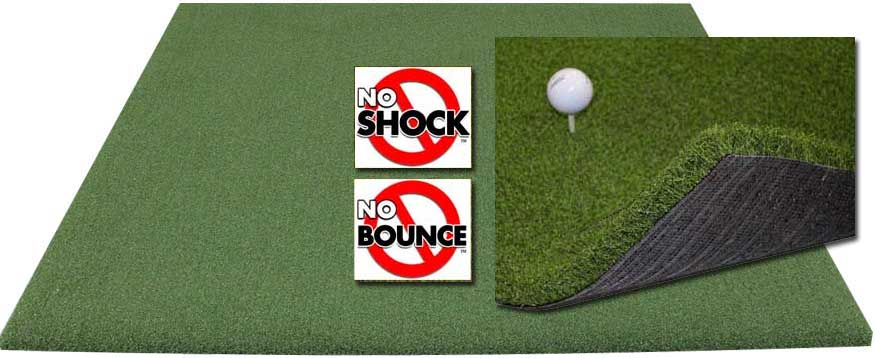 Perfect ReACTION Urethane Backed Golf Mats