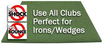 Use all clubs