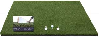 5 Star Zoysia Fairway Driving Range Golf Mats