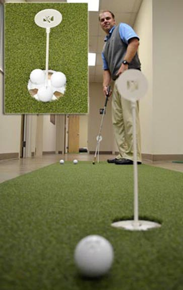 True Roll Putting Greens Are Great For Golfers of All Levels