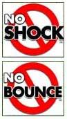 No Shock No Bounce Golf Practice Mats
