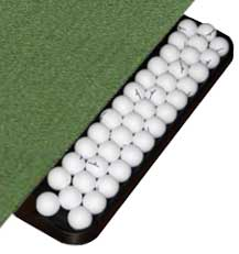 Includes Free Golf Ball Tray