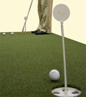 True Roll Bent Grass Putting Green