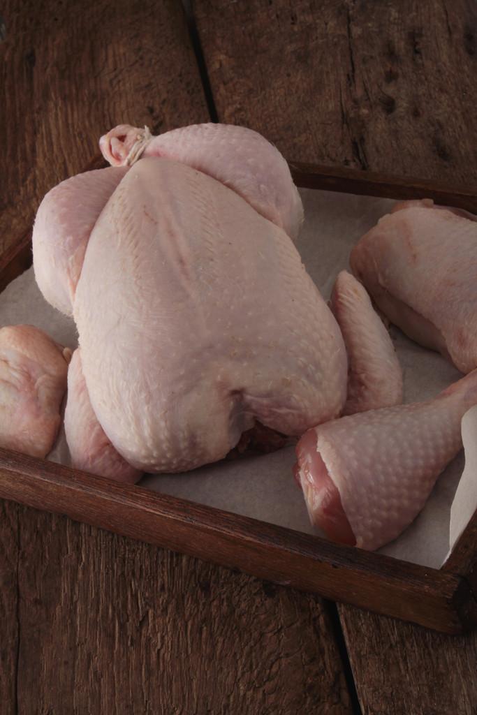 Happy Bird Poultry Farm Whole Chicken