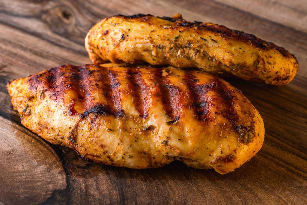 Marinated Chicken Breasts