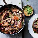 Coq au Vin Chicken