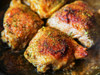 Chicken Thighs (Kosher for Passover)