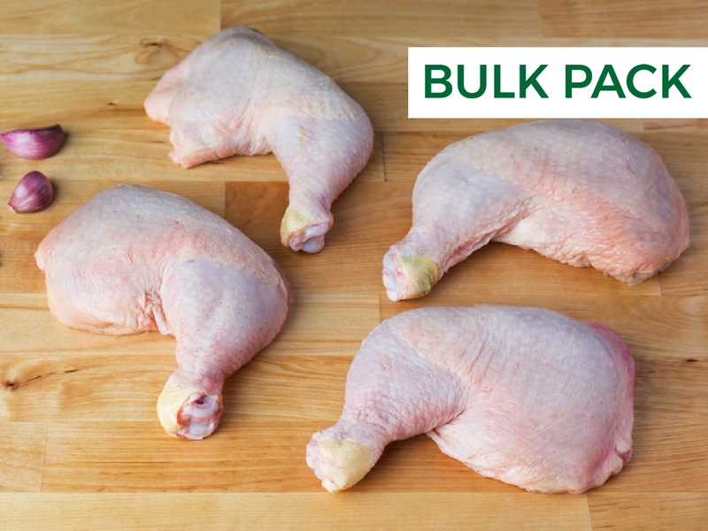 Chicken Leg Quarters (Bulk Pack WS)