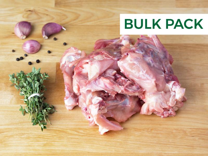 Chicken Bones (Bulk Pack WS) (Kosher for Passover)
