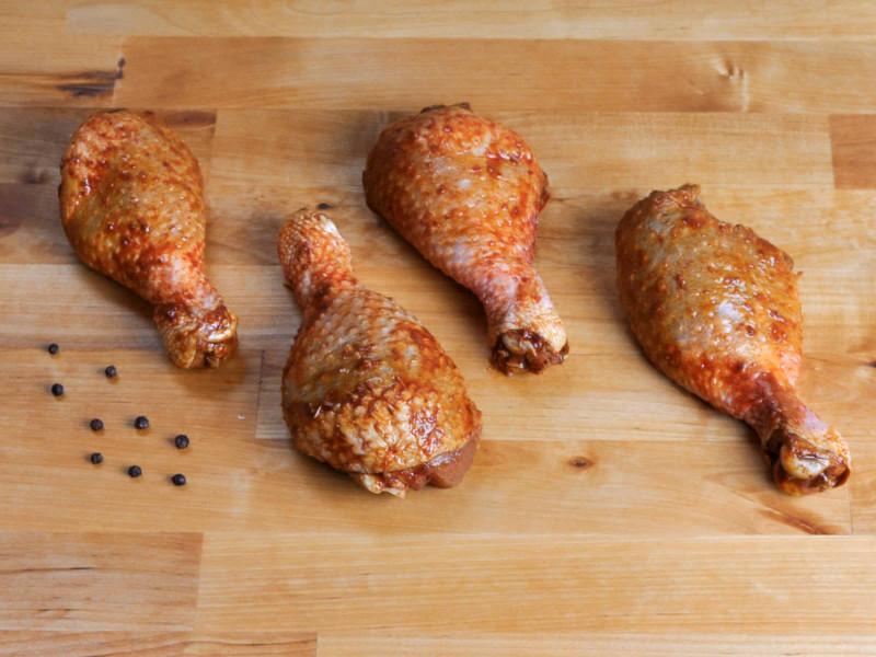 Berbere Chicken Drumsticks