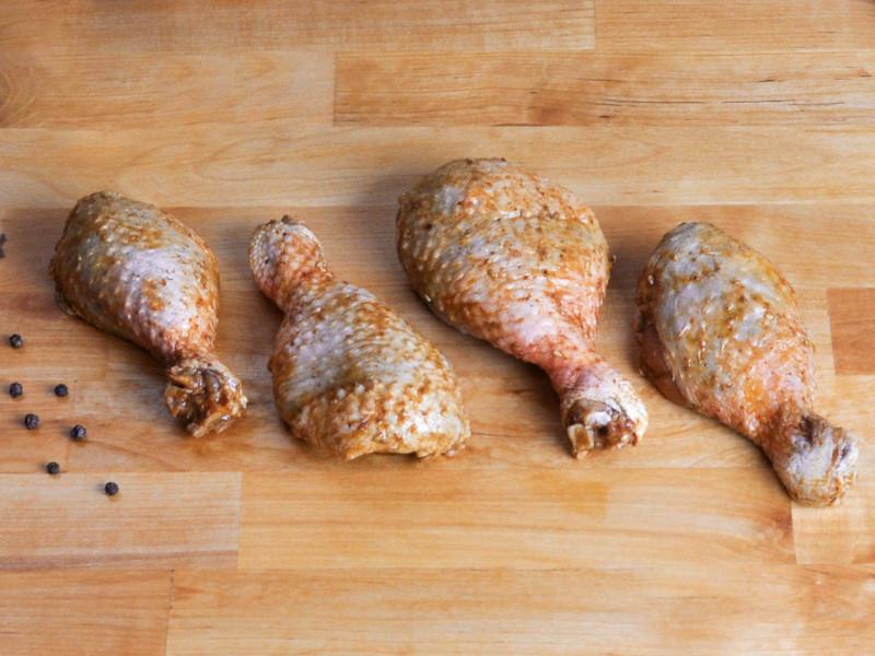 Za'atar Chicken Drumsticks