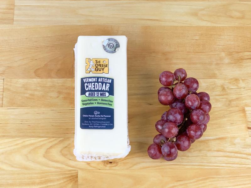 Vermont Cheddar (Kosher for Passover)