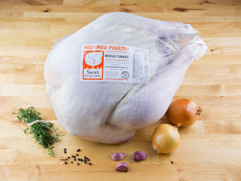 Small Turkey