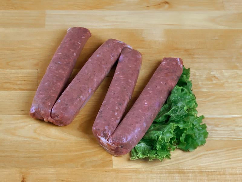 Sichuan Beef Sausage (Raw)