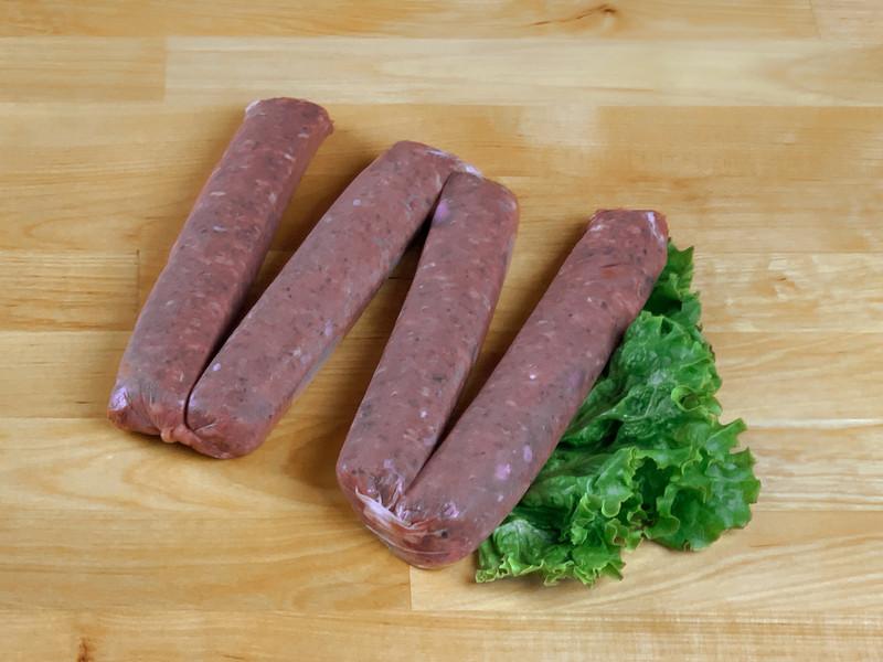 Loukanika Beef & Lamb Sausage (Raw)