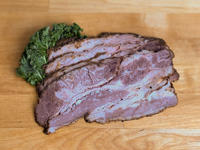 Beef Bacon - Thick Cut (Kosher for Passover)