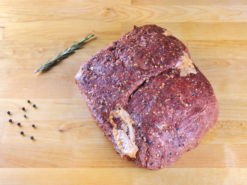 Beef Bacon (Whole Slab) (Kosher for Passover)