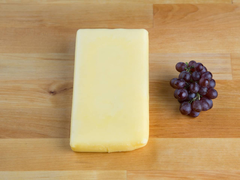 Kosher Cheese Organic New Zealand Cheddar OU  Cheese