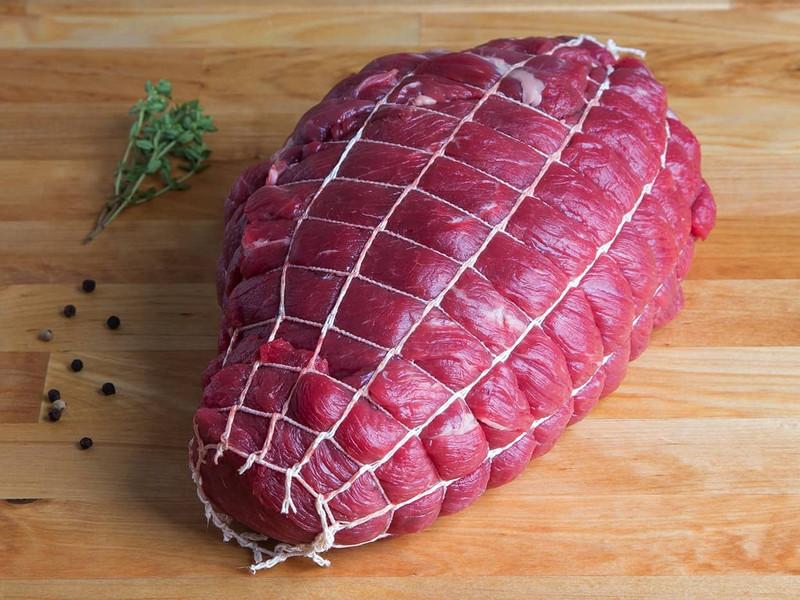 Veal Shoulder Roast (Kosher for Passover)