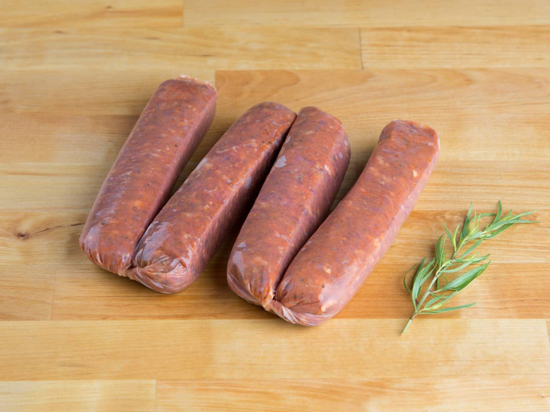 Merguez Beef & Lamb Sausage (Raw)