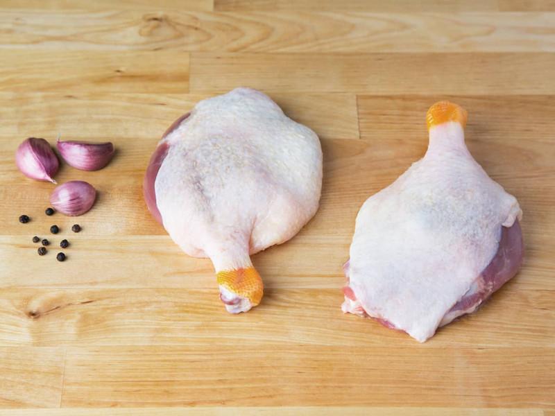 Duck Legs (Kosher for Passover)