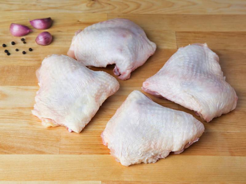 Chicken Thighs (Kosher for Passover)