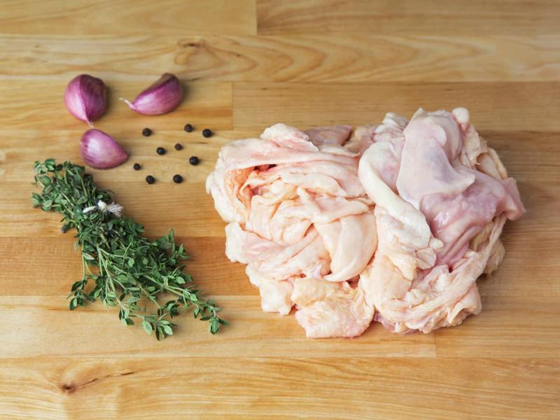 Chicken Skin (Kosher for Passover)