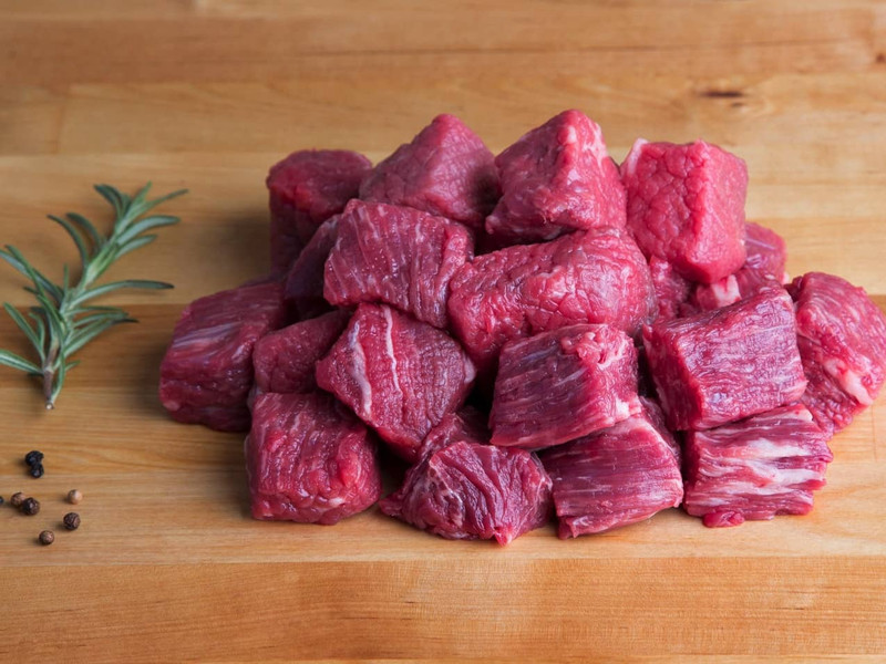 Beef For Stew (Kosher for Passover)