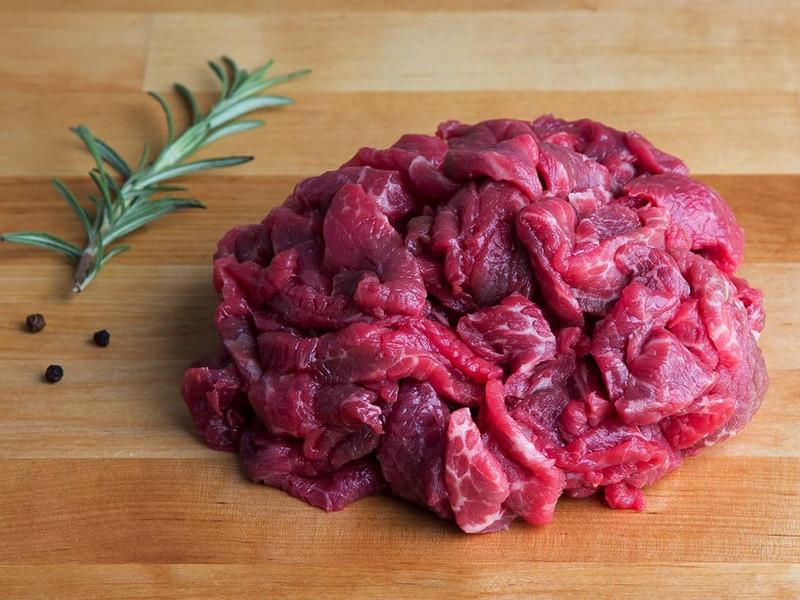 Pepper Steak (Kosher for Passover)