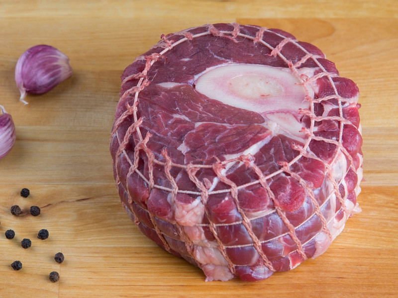 Beef Osso Bucco (Kosher for Passover)