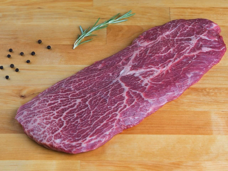 Butcher's Cut Flatiron (Kosher for Passover)