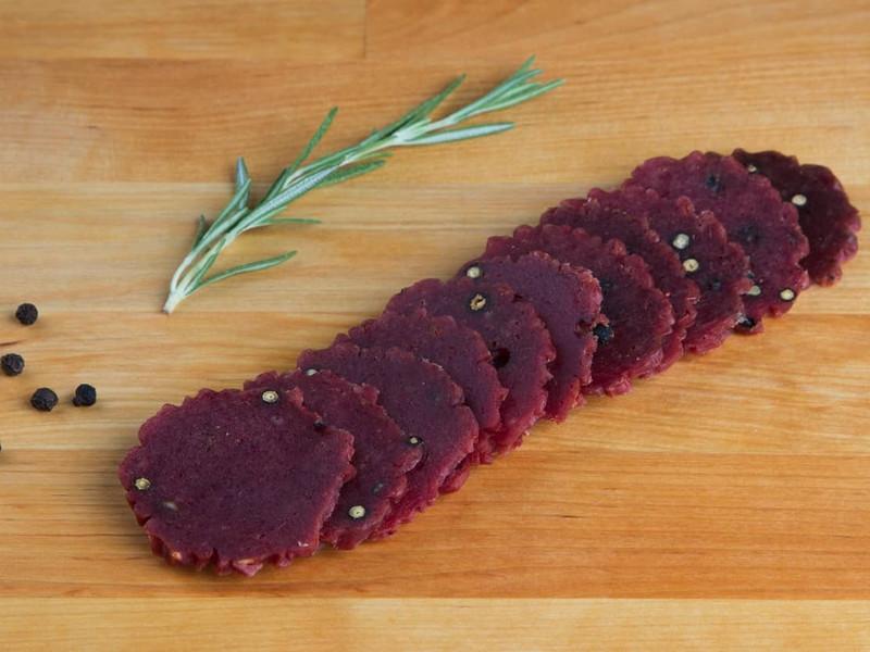 Sliced Dried Salami