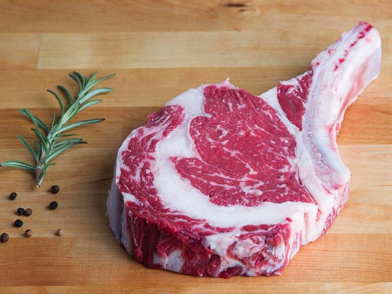 Rib Steak (Bone-in) (Kosher for Passover)