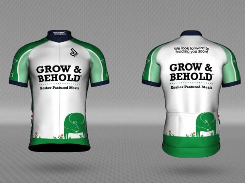 Grow & Behold Bike Jersey