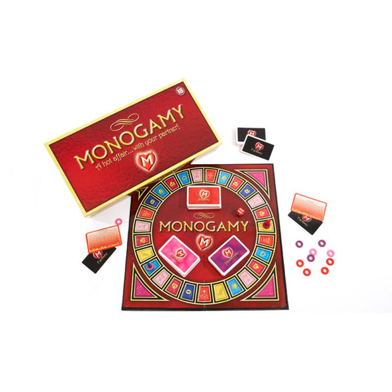 Monogamy A Hot Affair Game