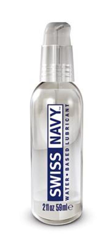 Swiss Navy Water Based Lube - 2 Oz