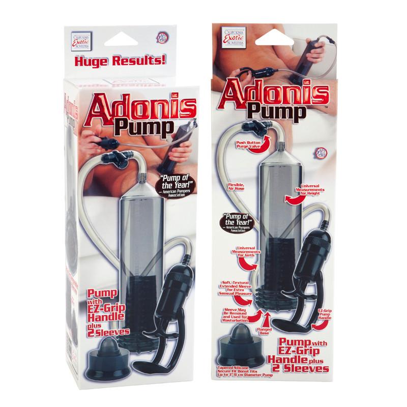 CalExotics Adonis Penis Pump