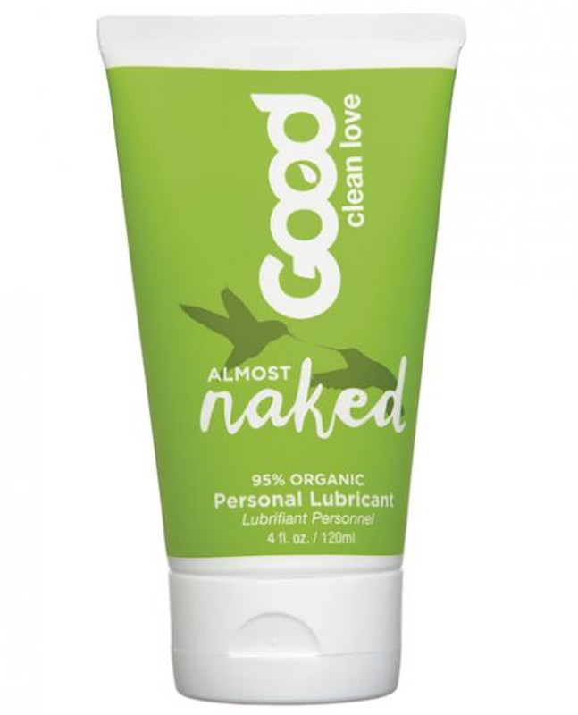 Good Clean Love Almost Naked Organic Personal Lubricant 4Oz