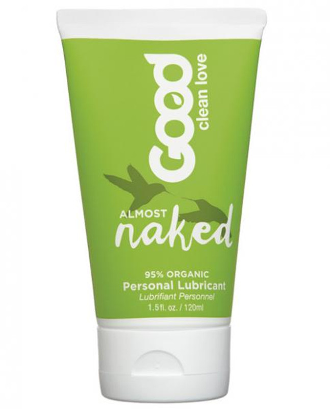 Good Clean Love Almost Naked Organic Personal Lubricant 1.5Oz