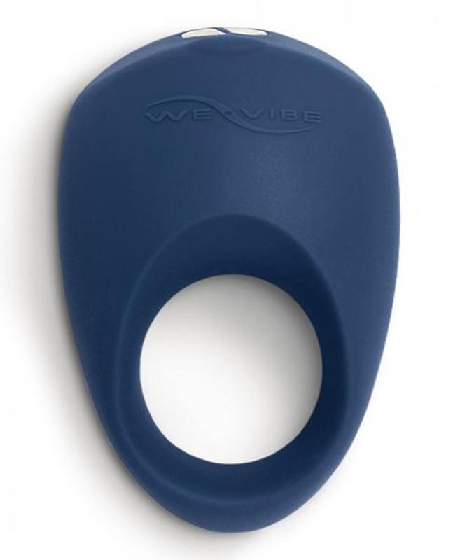 We-Vibe Pivot Vibrating Cock Ring - Blue