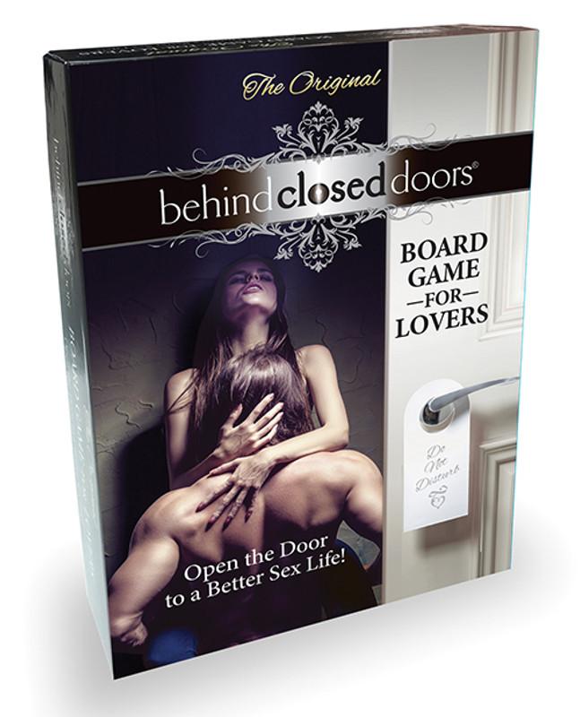 Behind Closed Doors 4 Sex Dice Game