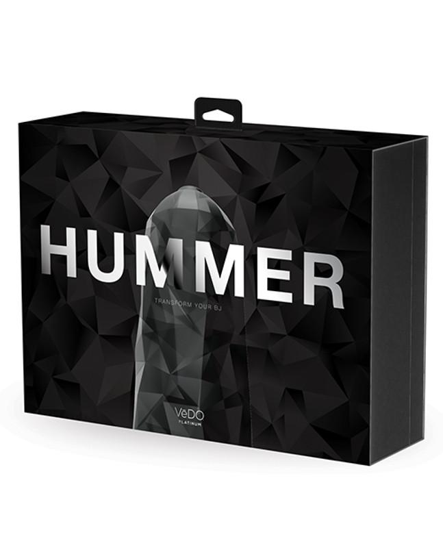 VeDO Hummer Transform Your Bj Masturbator - Just Black