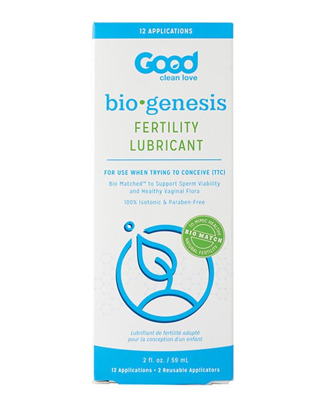 Good Clean Love Biogenesis Fertility Lubricant - 2 Oz