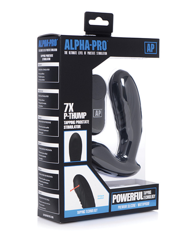XR Alpha - Pro 7X P - Thump With Remote
