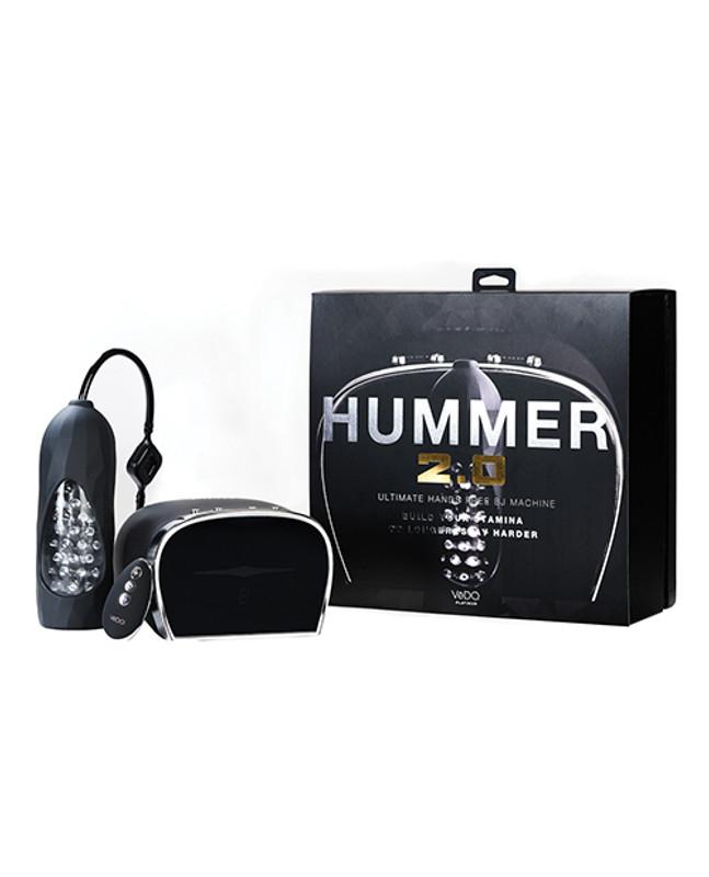 VeDO Hummer 2.0 BJ Masturbator - Black