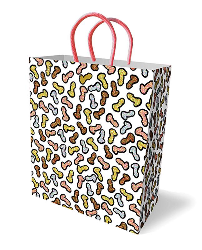 Glitterati Penis Party Gift Bag