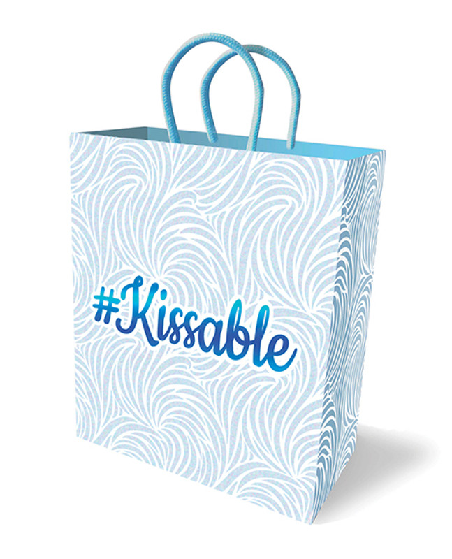 Hash Tag Kissable Gift Bag